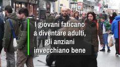 Istat: i giovani faticano a diventare adulti