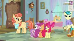 Prima coppia arcobaleno in My Little Pony