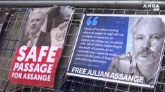 Gb anticipa ok a estradizione Assange in Usa