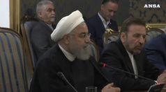 Scambio di accusa tra Usa e Iran dopo attacco a petroliere