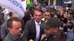 Assolto per infermita' mentale asssalitore di Bolsonaro