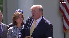 Wp, Trump ha debito di 7 milioni con comune di Washington