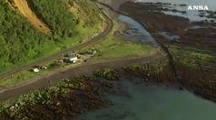 Sisma di magnitudo 7.4 nel Pacifico