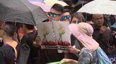 A Hong Kong continua la protesta