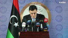 Sarraj lancia conferenza per sbloccare crisi