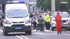 Terremoto in Cina, almeno 12 morti e 125 feriti