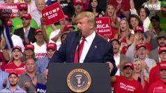 Usa 2020, Trump lancia la campagna