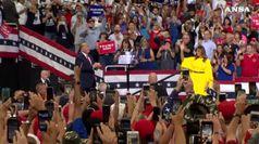Stretta su immigrati, riparte Trump