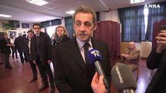 Sarkozy sara' processato per corruzione