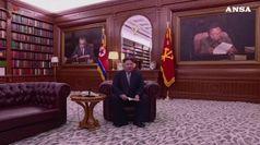Pyongyang, Kim riceve una lettera da Trump