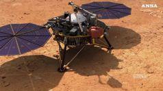 Su Marte la piu' grande quantita' di metano mai misurata