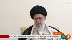 L'Iran chiude al dialogo con Trump, 'ritardato mentale'