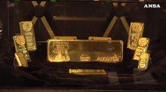 Oro ai massimi degli ultimi 14 mesi