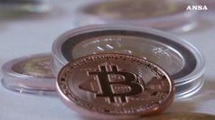 Il Bitcoin vola ai massimi da un anno