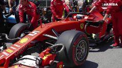 F1: Vettel primo in Canada, ma una penalita' premia Hamilton