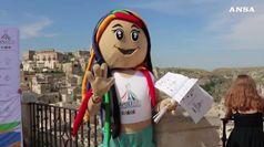 Universiadi: torcia a Matera, nel segno della Cultura