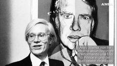 Andy Warhol, il ritratto di Prince e' lecito