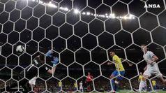 Coppa America: Brasile batte Argentina e va in finale