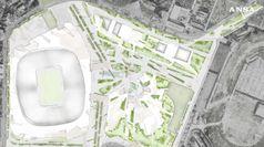 Inter-Milan: ecco nuovo San Siro, 1.2 mld investimenti privati