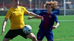 La stella 16enne del Barcellona ba al Psg