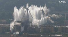 Ponte Genova, Mit: giusta la revoca Autostrade