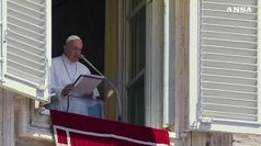 Papa prega per anziani e malati che patiscono conseguenza del caldo