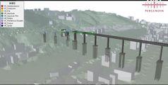 Ponte Genova: una ricostruzione video svela la nuova struttura