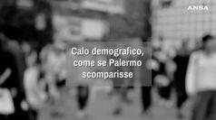 Calo demografico: come se scomparisse Palermo