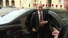 Roma blindata per la visita di Putin