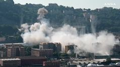 Ponte Genova,  chiesto risarcimento per esplosione a danni case
