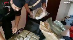 Roma, i Carabinieri arrestano tre corrieri della droga