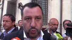 Salvini: giu' le tasse dal 2020, pronti allo scontro con l'Ue