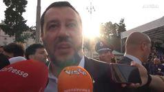 Migranti, Salvini: navi di Marina e Gdf a difesa dei porti
