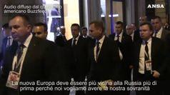 BuzzFeed, emissari Salvini a Mosca per finanziamenti russi