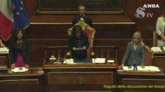 Camilleri: Aula Senato osserva un minuto silenzio