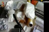 Santa Maria di Galeria, scoperto magazzino della droga