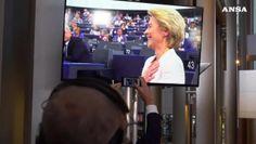Von der Leyen eletta per un soffio alla Commissione Ue