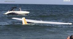 Atterraggio d'emergenza per un Cessna in Maryland
