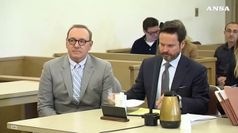 Cade l'accusa di molestie per Spacey in Massachusetts