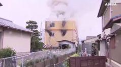 Incendio alla Kyoto Animation, almeno 23 morti in Giappone