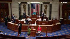 Usa: Camera rinvia risoluzione per impeachment Trump
