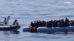 Migranti, Merkel: salvarli in mare imperativo umanitario