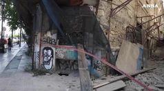 Forte scossa di terremoto, paura a Atene ma pochi danni