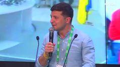 Ucraina vota, il partito di Zelensky verso la vittoria