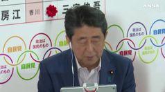 Abe conferma la maggioranza, ma delude attese