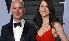Jeff Bezos, divorzio da 38 miliardi di dollari