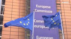 Crescita, stime Ue per l'Italia invariate