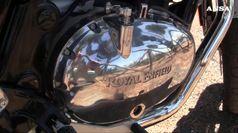 Ecco la Royal Enfield Interceptor, piu' inglese delle inglesi