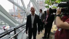 Bezos il piu' ricco del mondo, Arnault supera Gates
