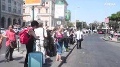 Settimana di disagi per trasporti, 2 giorni di sciopero